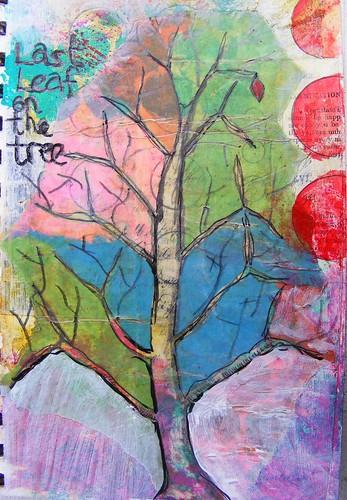 Sketchbook - Tree