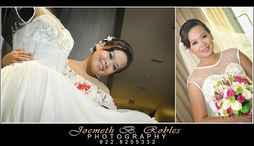 Abanggan + Rojas Wedding