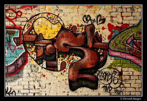 Graffiti by Dervish Images