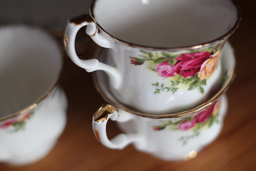 Friday: teacups