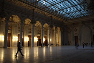 Palace of the People, Bucharest, Romania