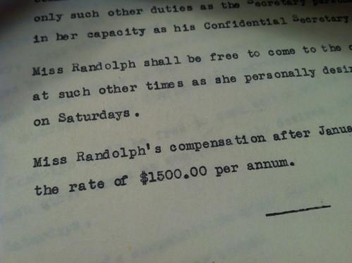 BHS :: Richetta Randolph Wallace Papers