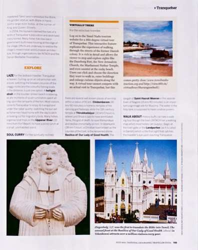 National Geographic Traveller India July 12