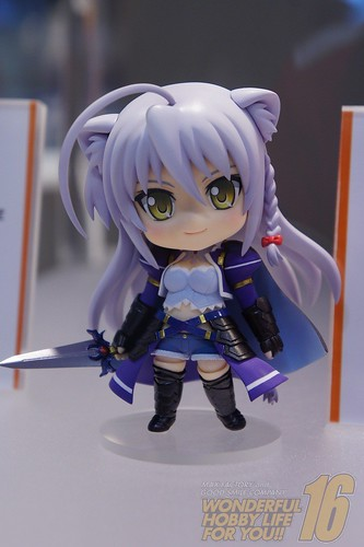 Nendoroid Leonmitchelli (DOG DAYS)