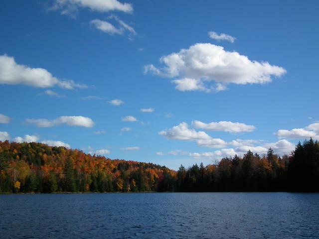 autumn colours in Canada