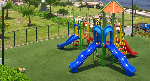 Playground Safety Surfacing by JoGo Equipment