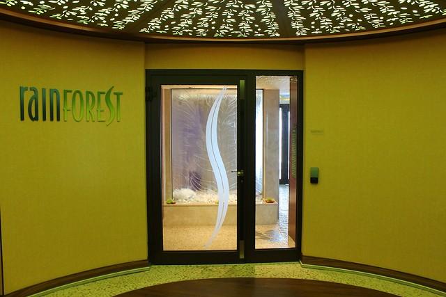 Senses Spa Rainforest - Disney Fantasy