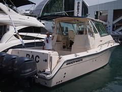Grady-White, Boat Asia 2012, Marina @ Keppel Bay
