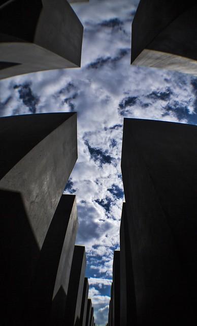 Nellu Mazilu, Memorial to the Murdered Jews of Europe, Holocaust Memorial, Berlin, Germany