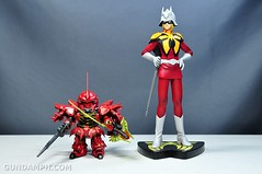 Deluxe Char Figure - Gundam DX (28)