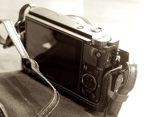 Jacket Case for DSC-RX100
