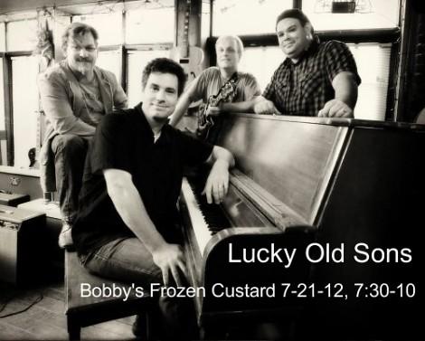 Bobby's 7-21-12