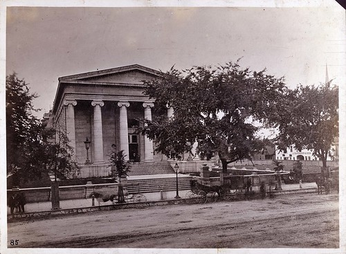 Montgomery County Court House in Dayton, 1864