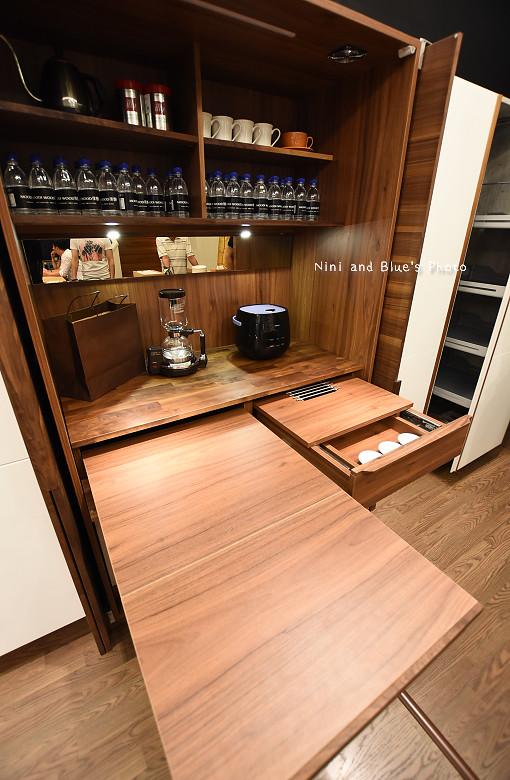 台中環中路家具沙發廚具系統櫃傢櫥周旻虹畫展38
