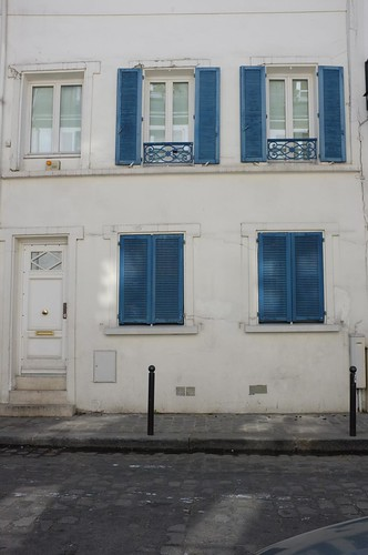 up and around Montmartre