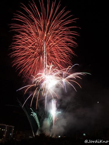 2012.06.24 - Fuegos Artificiales Sant Joan Despí - 2060
