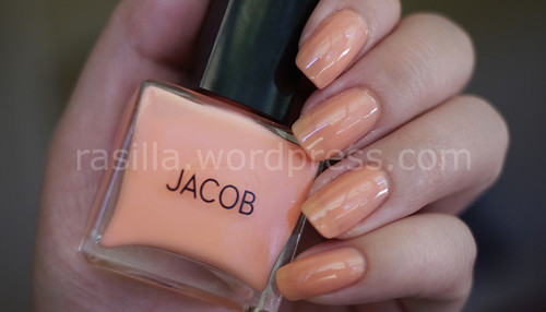 Jacob Nail Polish in Retro Chic