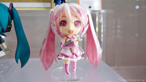 Nendoroid Sakura Miku