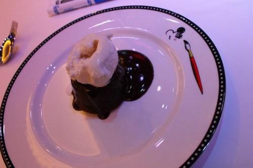 Chocolate Lava Cake - Animator's Palate