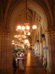 Wien, 1, Bezirk, municipalità, ayuntamiento, mairie, town council - Rathaus zu Wien (Rathausplatz)