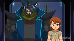 Gundam AGE 3 Episode 37 The World Of The Vagans Youtube Gundam PH (10)