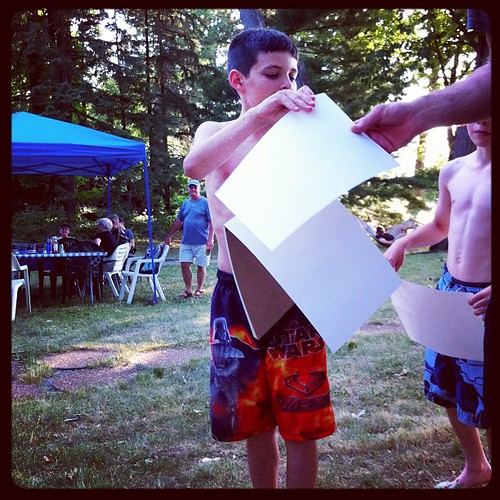 The Paper Airplane Master