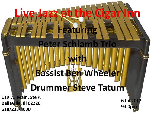 Peter Schlamb Trio @ the INN 6 Jul
