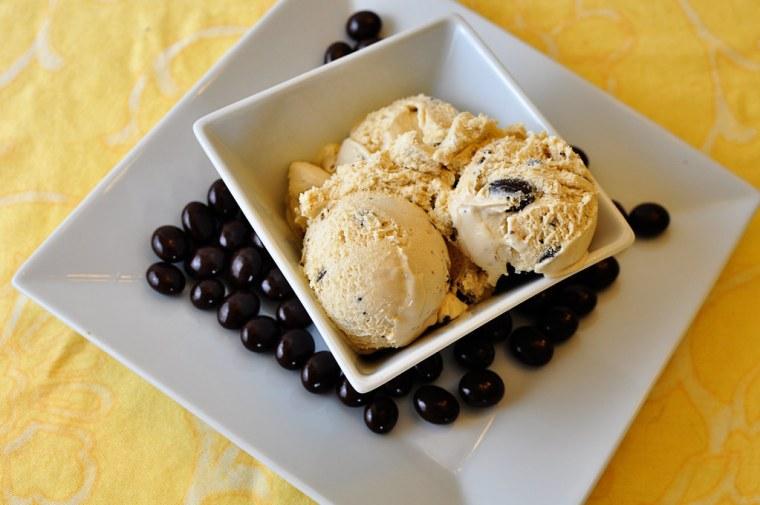 Coffee Ice Cream 1