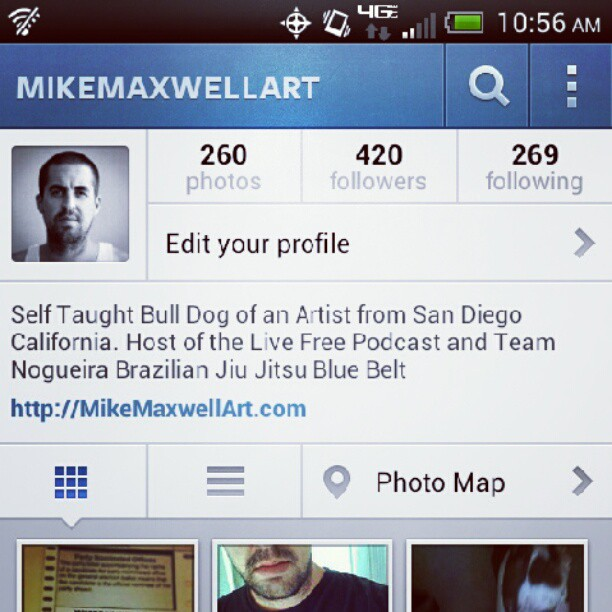 Seems like I should have a lot more by now but #420 Brah anyhow.