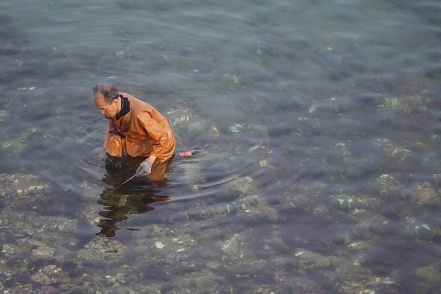 Wonson Fisherman DPRK, North Korea