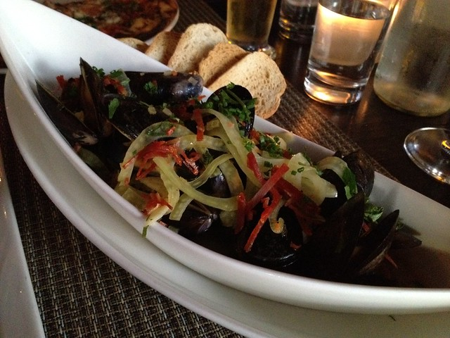 Black mussels - Social Wine Bar