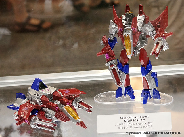 San Diego Comic Con 2012 - Transformers Generations