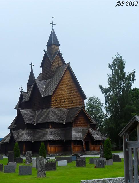 L'Eglise d'Heddal / Heddal's Stavechurch