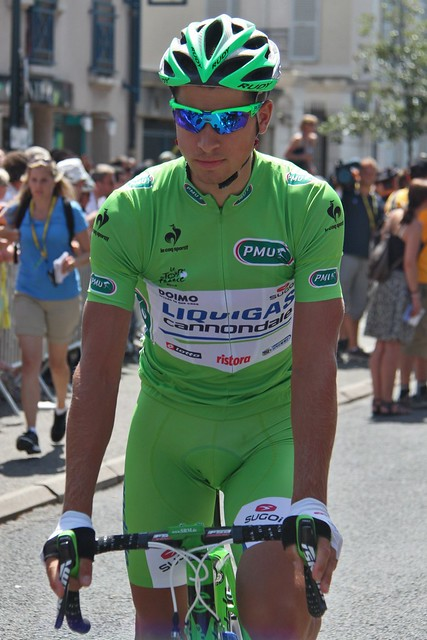 Peter Sagan (Svk) Liquigas-Cannondale