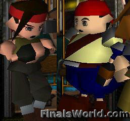 Biggs, Wedge, Final Fantasy VII