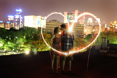 MY engagement photo :)