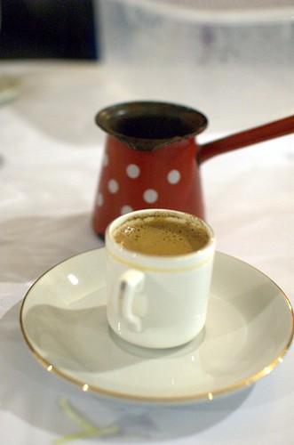 Macedonian coffee