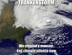 Frankenstorm: We Created A Monster