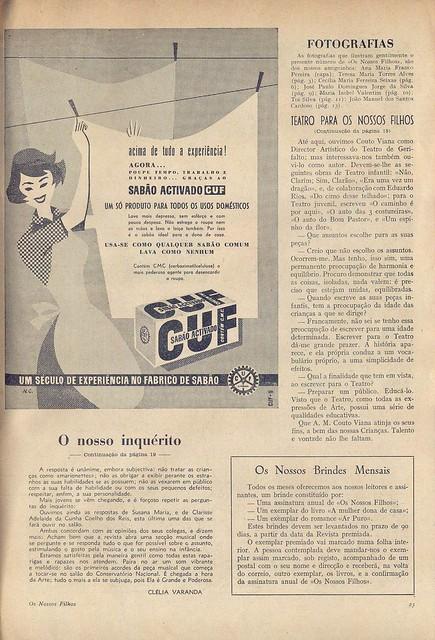 Os Nossos Filhos, Nº 180, Maio 1957 - 22 by Gatochy