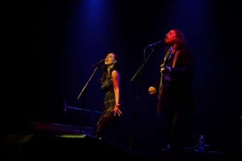 Civil Wars at the Roundhouse