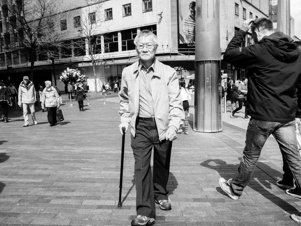 Every step - Birmingham 2012