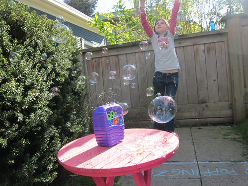 Bubble Machine!