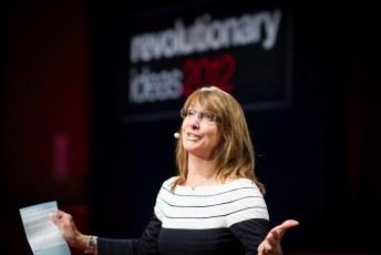 TEDxBoston 2012- Danielle Duplin