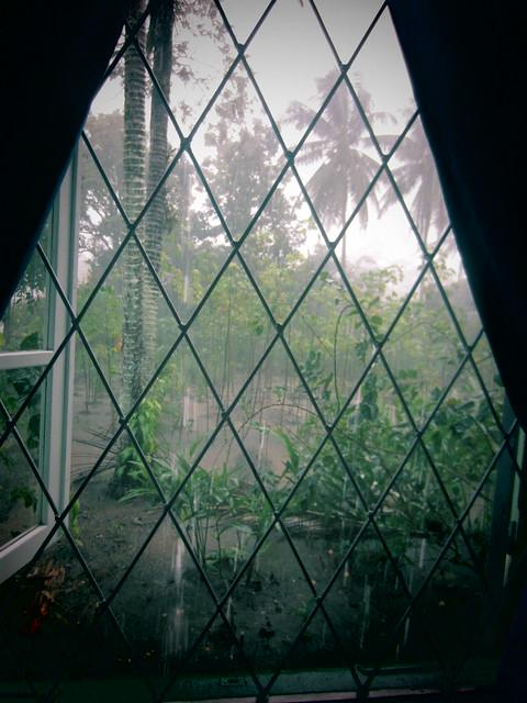 Sumatra Rainstorm