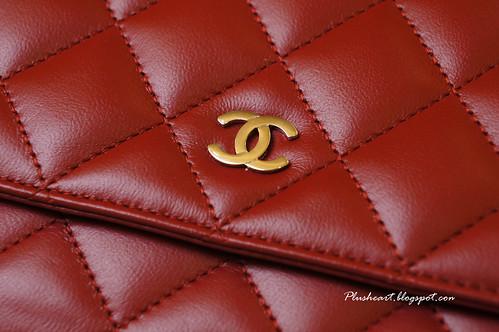 ▌那些年‧我認真買的包 ▌ Chanel WOC wallet on chain