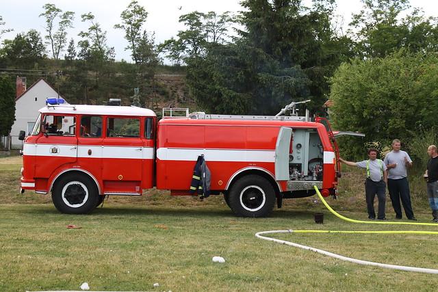Škoda Fire truck