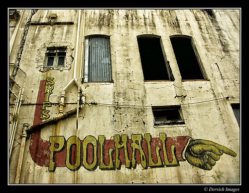 Snips PoolHall by Dervish Images