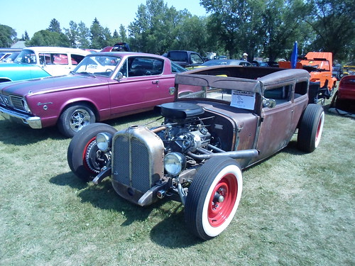 1929 Pontiac Rat Rod