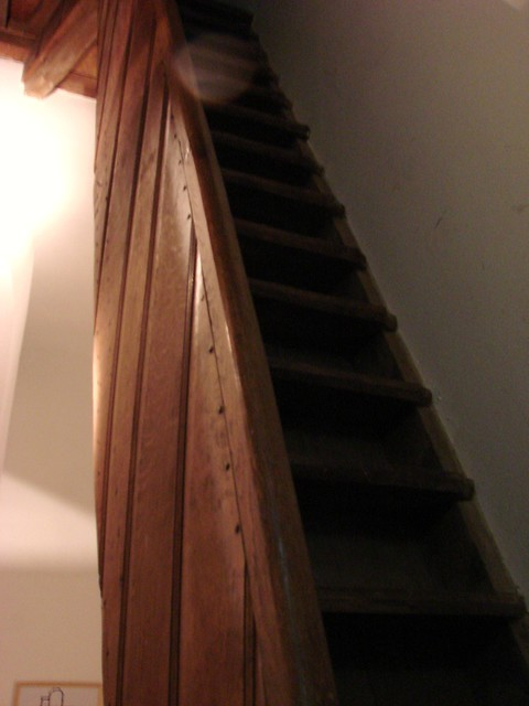 More Stairs of Death
