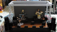 Project K-ON! Live Concert Stage Diorama by Kakashi Batusai - Figma -gundamph (6)